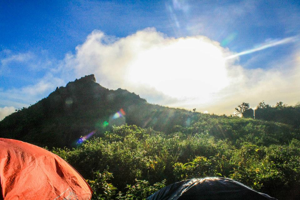 Osmena Peak Sunrise photo