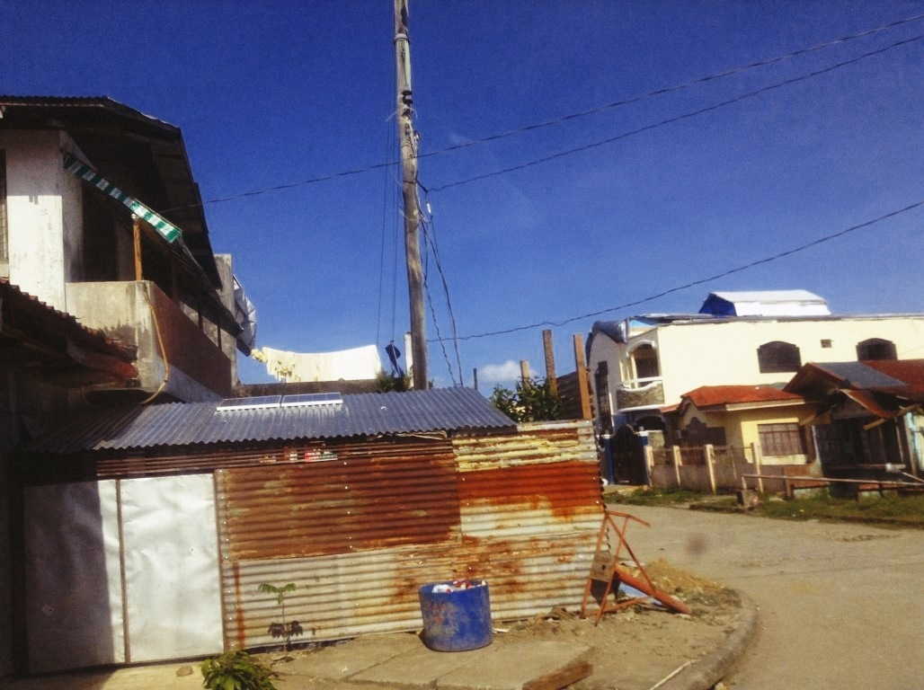 solar panels being recharged after typhoon yolanda