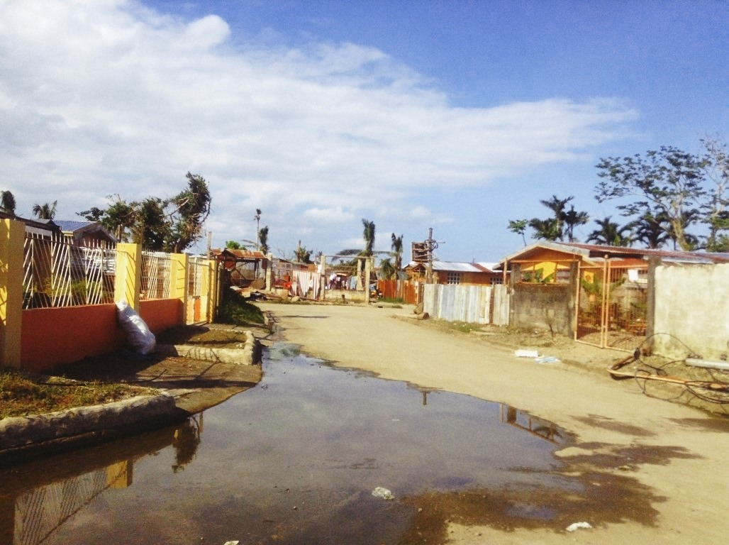 Phase4 V&G tacloban City after typhoon yolanda
