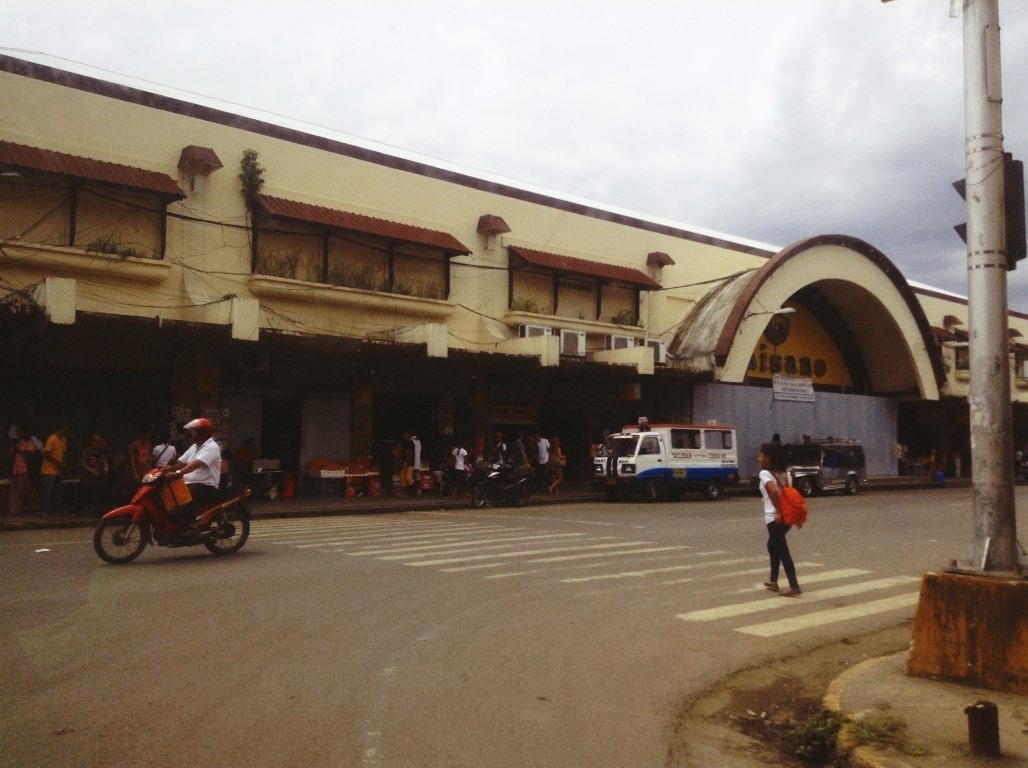 gaisano tacloban city after typhoon yolanda